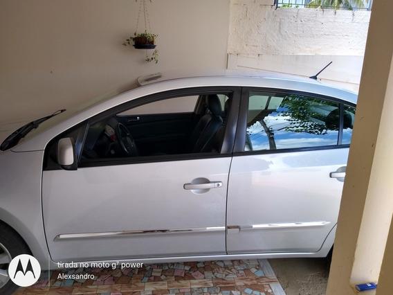 Nissan Sentra 2.0 S Flex Aut. 4p 2010