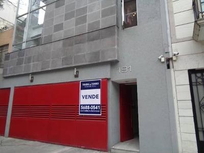7826-rav Departamento En Venta,hipodromo Condesa, Cuauhtémoc