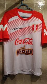 Jersey De Entrenamiento Peru 2019 Talla L Utilería