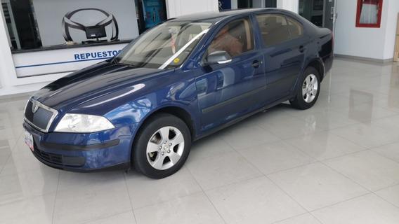 Skoda Octavia Sedan 2008