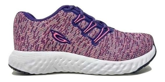 ¡oferta! Zapatillas Gaelle Niñas Running Rosa ¡envío Gratis!