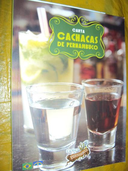 Cachaças De Pernambuco (sebo Amigo)