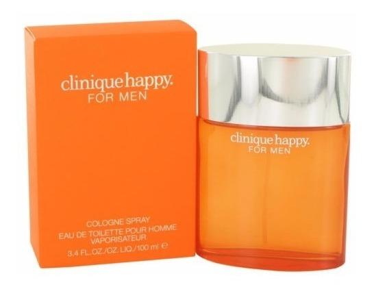 Perfume Masculino Clinique Happy For Men 100 Ml Original