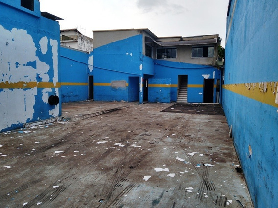 Galpão Com 1 Quartos Para Alugar No Jaraguá Em Belo Horizonte/mg - Msn1365