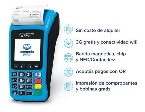 Imagen 1 de 4 de Mercado Pago Point Plus - Lector De Tarjetas Oficial