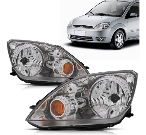 Par Farol Fiesta Hatch Sedan 2003 2004 2005 2006 2007