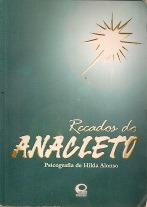 Livro Recados Do Anacleto - Religião Espiritismo