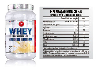 Whey Protein 1kg - Midway Lançamento