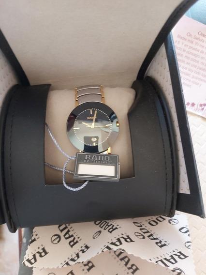 Reloj Rado Jubilé Con Diamantes