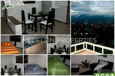 Barato Arriendo De Apartamentos Amoblados - Medellín Cód: 41