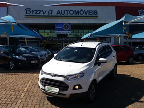 Ford Ecosport Freestyle 1.6 Flex, Pat4532