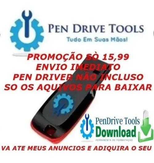 Pen Drive Tools 2.0