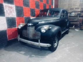 Chevrolet 1940 Todo Original