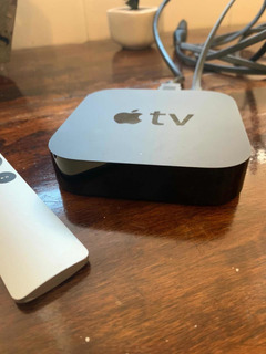 Apple Tv 3ra Generación Usado