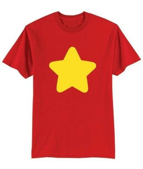 Playera Steven Universe Estrella