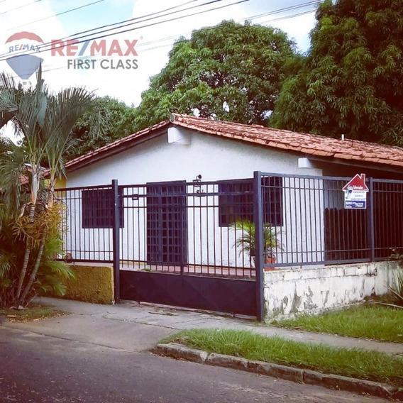 Casa En Alto Barinas Cod. 424167