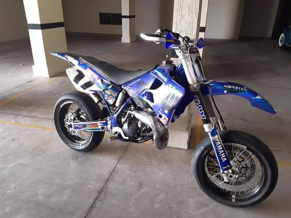 Yz125 Supermoto Yamaha Honda