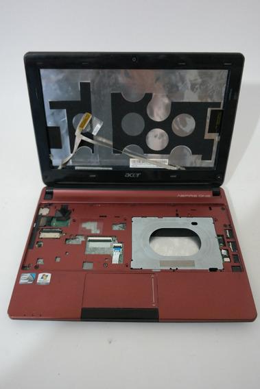 Notebook Acer - Mod. Ze7 - Carcaça Completa