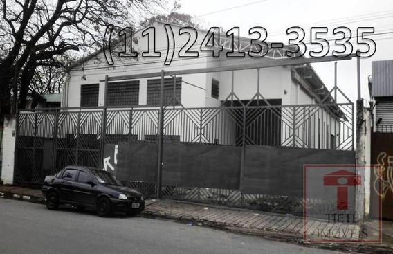 Galpão Para Alugar, 919 M² Por R$ 10.500/mês - Cumbica - Guarulhos/sp - Ga0370