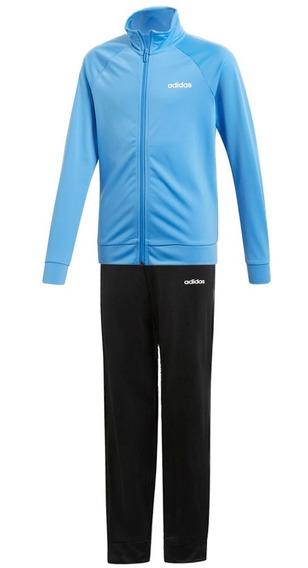 Conjunto Pants Con Sudadera Yg Entry Ts Niño adidas Dv0843