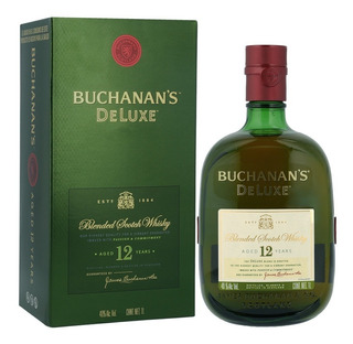 Buchanans 12 Años Destilado Whisky Botella 750ml