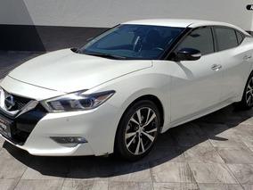Nissan Maxima Sr Blanco 2017