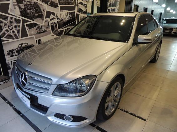 Mercedes Benz Clase C 2.1 C220 Cdi Elegance At B.eff