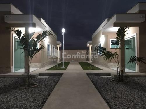 Imagem 1 de 14 de Casa A Venda No Bairro Curicaca Em Caucaia/ce - 298