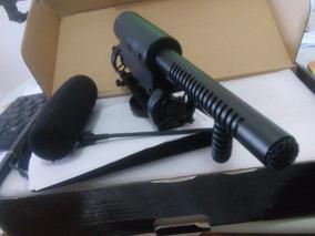 Microfone Profissional Para Camera - Mod. Takstar Sgc 598