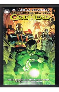 Godhead - Green Lantern - Absolute Edition - Televisa