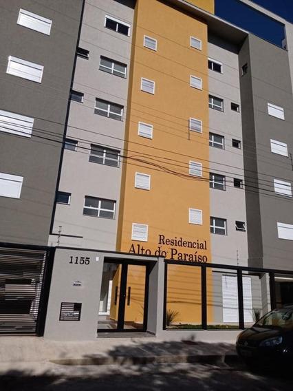 Apartamento A Venda No Bairro Jardim Paraíso Em Pouso Alegre-mg - Ap493v