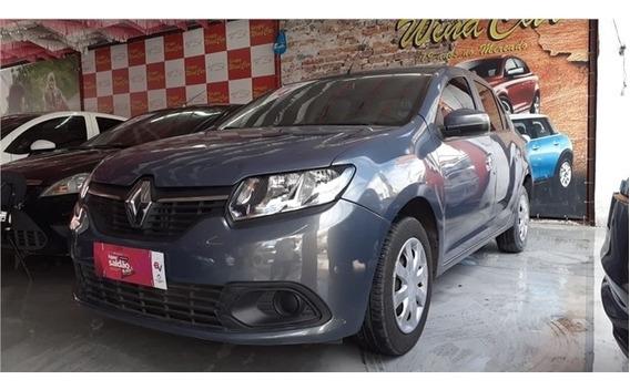 Renault Logan 1.0 Expression 16v Flex 4p Manual