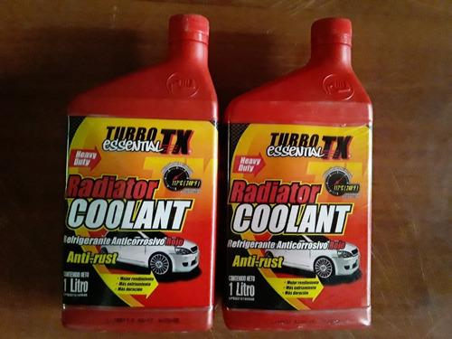 Refrigerante Anticorrosivo Rojo Turbo Tx