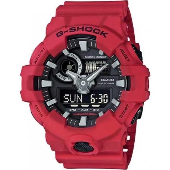Relógio Casio G-shock Ga-700-4adr Frete Grátis
