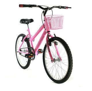 Bicicleta Infantil Aro 20 Feminina Mtb