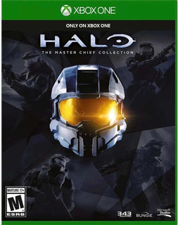 Halo The Master Chief Collection Xbox One, Físico (+dlc)