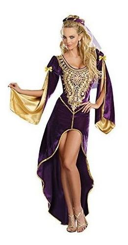 Dreamgirl Reina De Los Tronos, Púrpura, Grandes