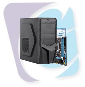 Cpu Bg2331 Core I5 4590 Bmbh81-t 2x 4gb Ddr3 Ssd120gb 230w