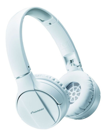 Fone De Ouvido Bluetooth Headphone Pioneer Se-mj553bt