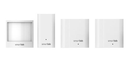 Imagen 1 de 6 de Kit De Sensores De Seguridad Smart Wifi - Smartlab