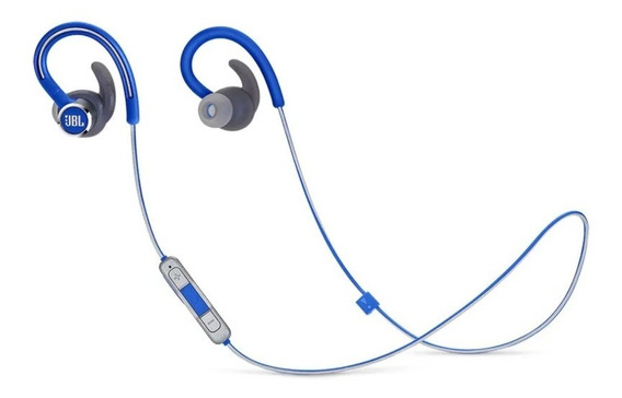 Fone De Ouvido Bluetooth Jbl Reflect Contour 2 Azul Original