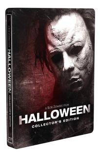 Blu-ray : Halloween (steelbook, Collector
