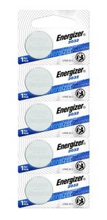 Pila Cr2032 3v Lithium Energizer Caja De 100 Baterias.