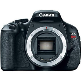 Camera Canon Rebel T3i - Somente Corpo - Muito Conservado