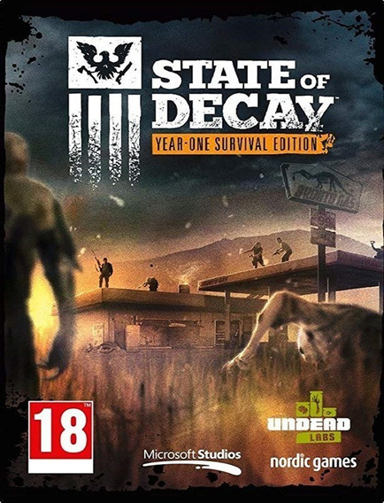 State Of Decay Year One Survival - Pc Steam Key