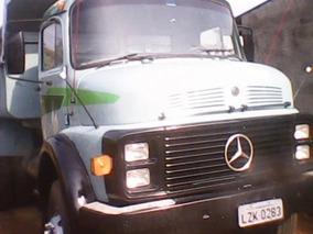Caminhão Mercedes-benz Truck Reduzido 1318