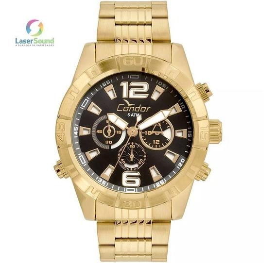 Relógio Condor Masculino Covd54aw/4p C/garantia E Nf
