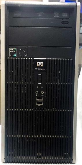 Cpu Hp Compaq Dc5850 Amd Dualcore 4gb Hd80gb