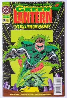 Green Lantern 50 (dc 1994) 1a Aparicion De Parallax.