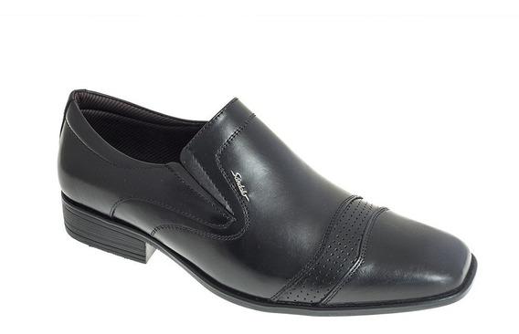 Sapato Social Sândalo Delta Black